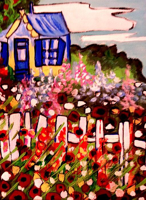 Nikki Dalton - Cottage Garden revised