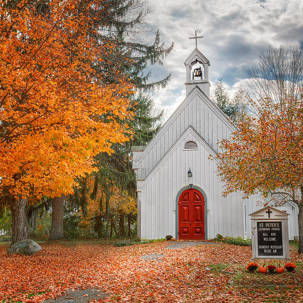 Bill  Wakeley - Country Church