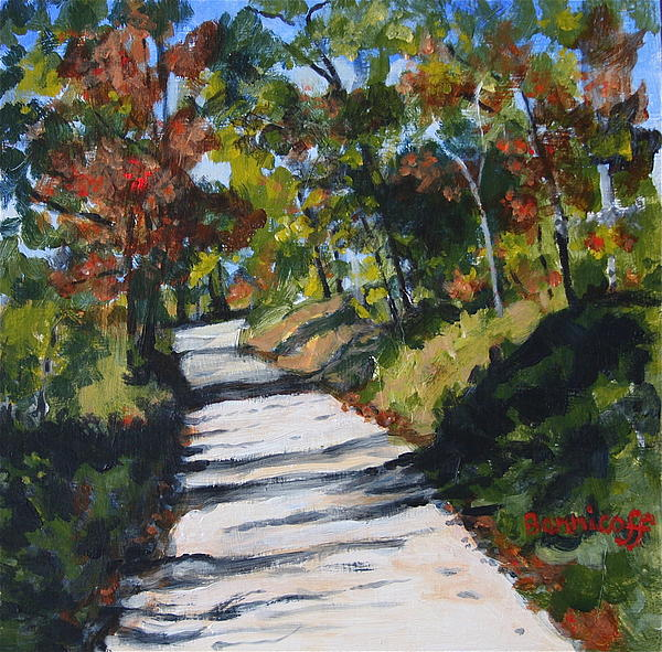 Jan Bennicoff - Country Road Two