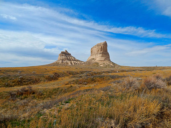 Dan Miller - Courthouse and Jail Rocks