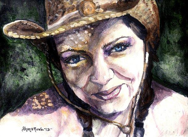 Shana Rowe Jackson - Cowgirl