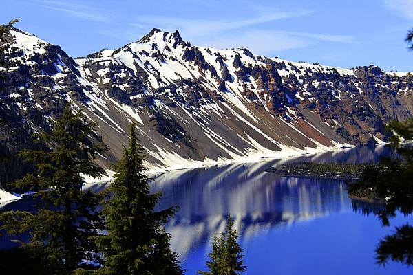 John and Nicolle Hearne - Crater Lake West Slope