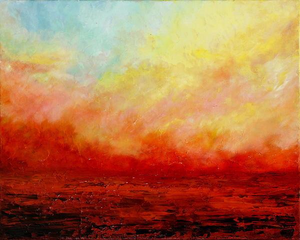 Teresa Wegrzyn - Crimson