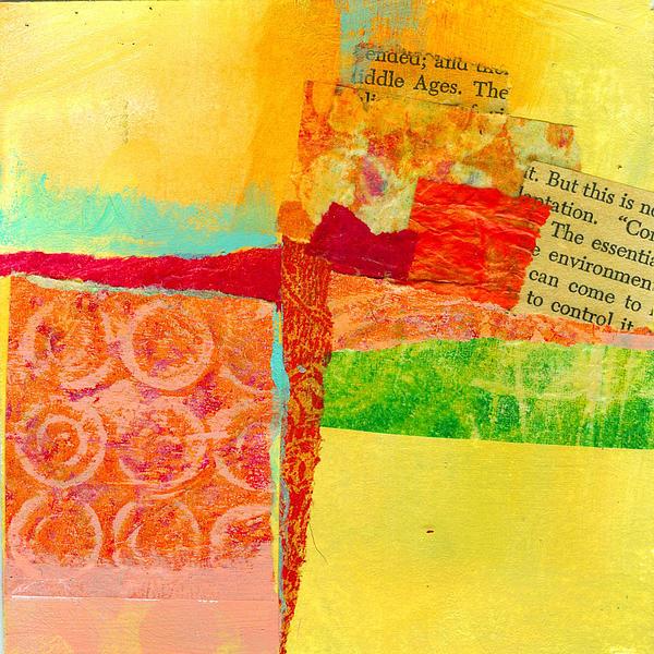 Crossroads 54 Print by Jane Davies