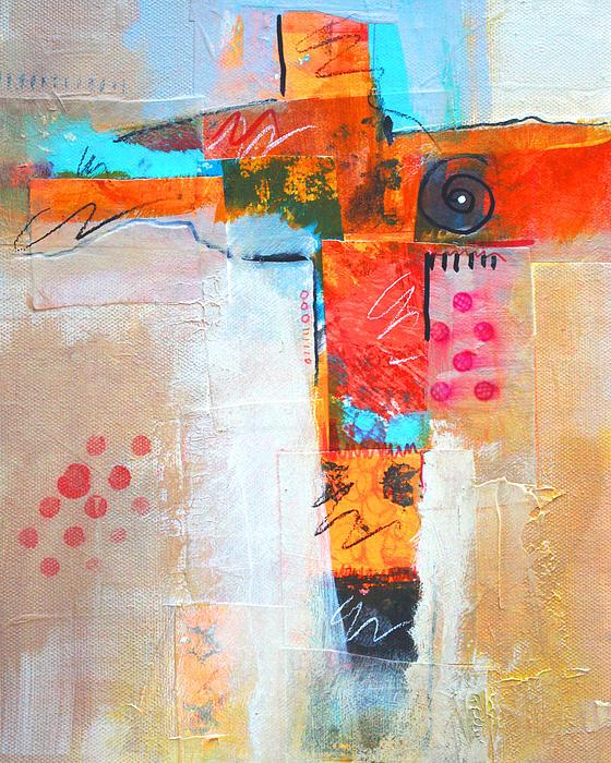 Nancy Merkle - Cruciform 3