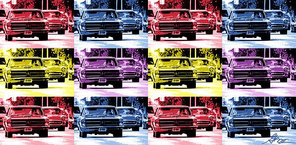 Cruise Pop 1 Print by Gordon Dean II