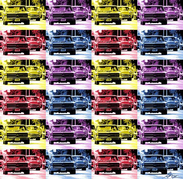 Cruise Pop 3 Print by Gordon Dean II