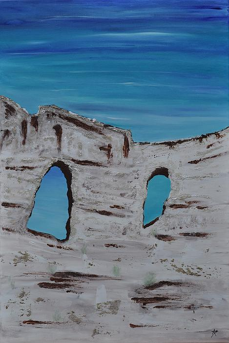 Antonella Manganelli - Crumbled Arches