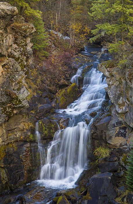 Crystal falls by greg vaughn Crystal falls
