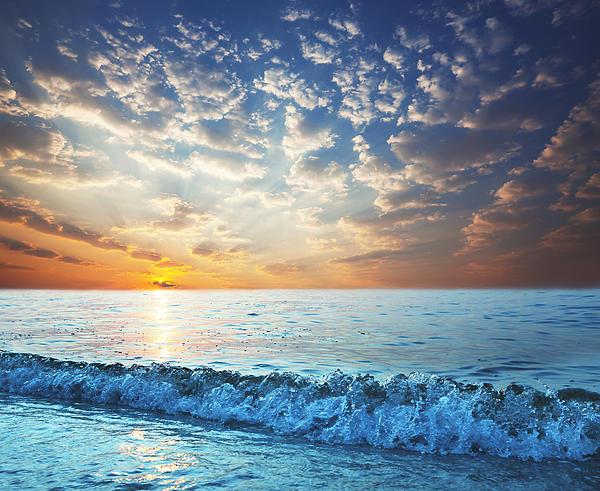 April McNett - Crystal Ocean