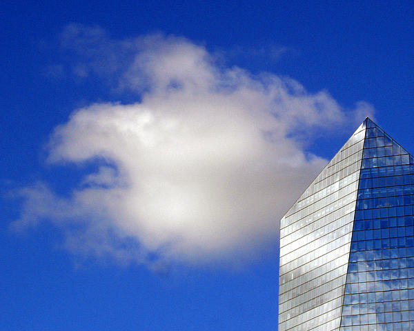 Cumulus And Cira Print by Lisa  Phillips