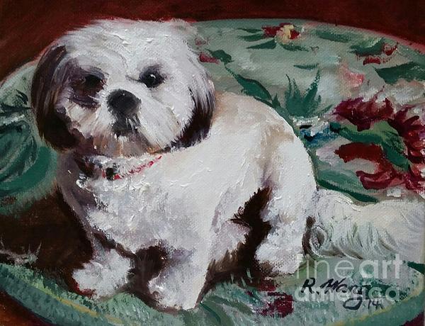 Rose Wang - Cute Dogs