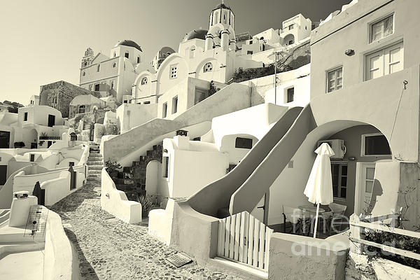 Aiolos Greek Collections - Cycladic Style Houses