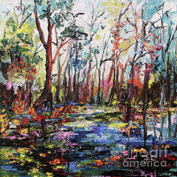 Cypress Gardens South Carolina By Ginette Callaway