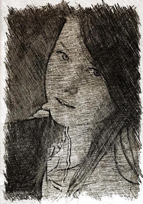 Daddy's Girl Print by Jeff Ermoian