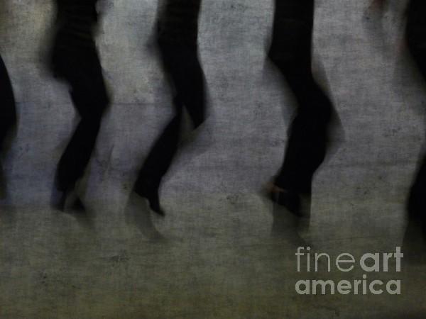 Dance Print by Jeff Breiman
