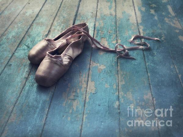 Danced Print by Priska Wettstein