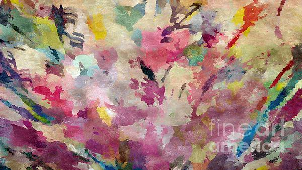Dancing In The Wind Print by Cindy McClung