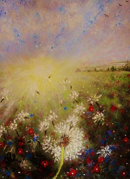 Cristina Mihailescu - Dancing with the sun...