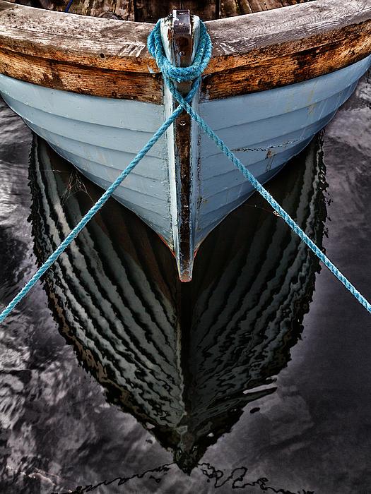 Dark Waters Print by Stylianos Kleanthous