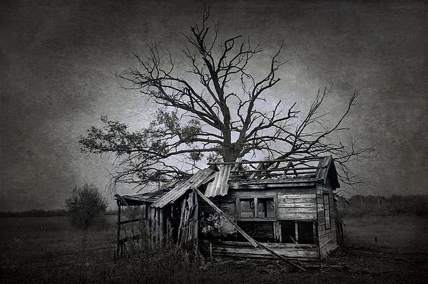 Dead Place Print by Svetlana Sewell
