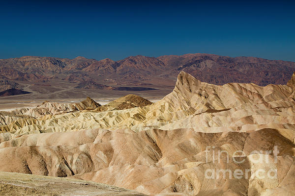 Death Valley Print by Andreas Tauber