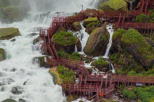 Michael Hunter - Decks on the Falls