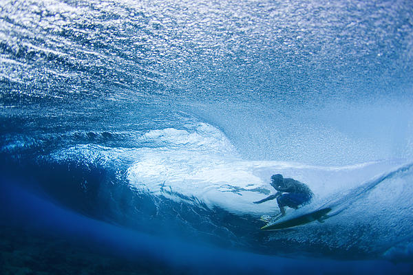 Deep Inside Print by Sean Davey