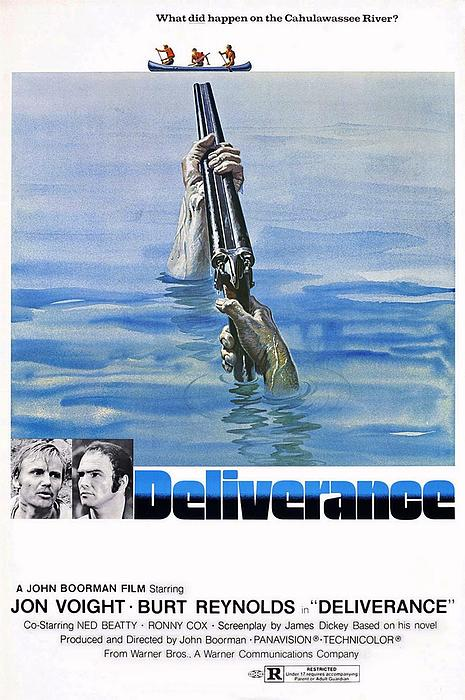 Deliverance Print by Movie Poster Prints