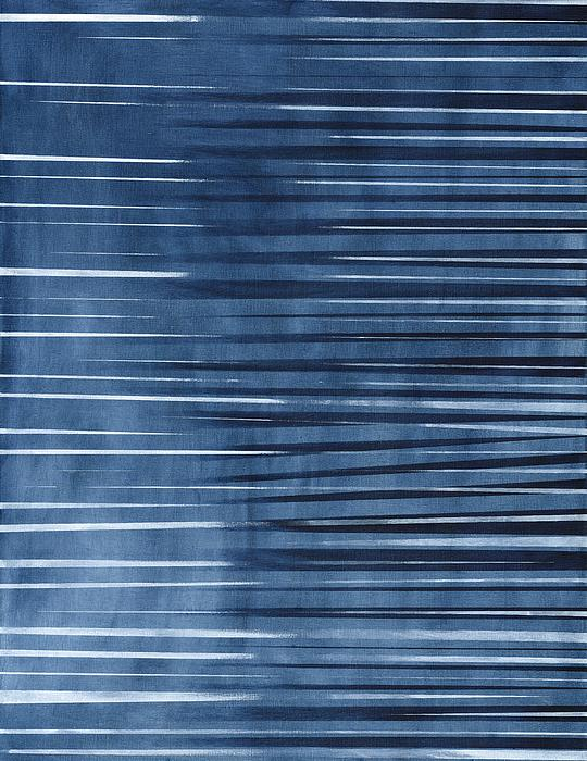Diffuse Shapes Print by Hakon Soreide