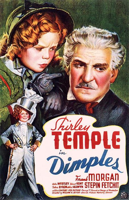 Dimples Print by Movie Poster Prints