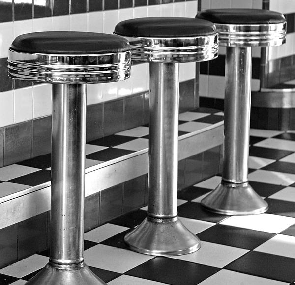 Lisa  Phillips - Diner Stools