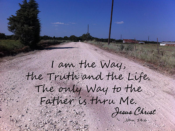 Robyn Stacey - Dirt Road Way Truth Life John 14