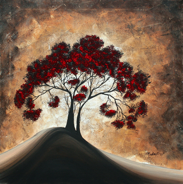 Megan Duncanson - Divine Intervention II by MADART