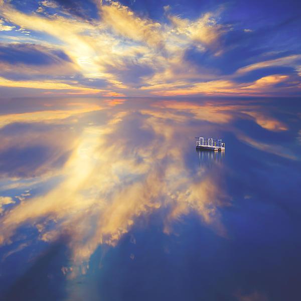 April McNett - Dock In The Sky