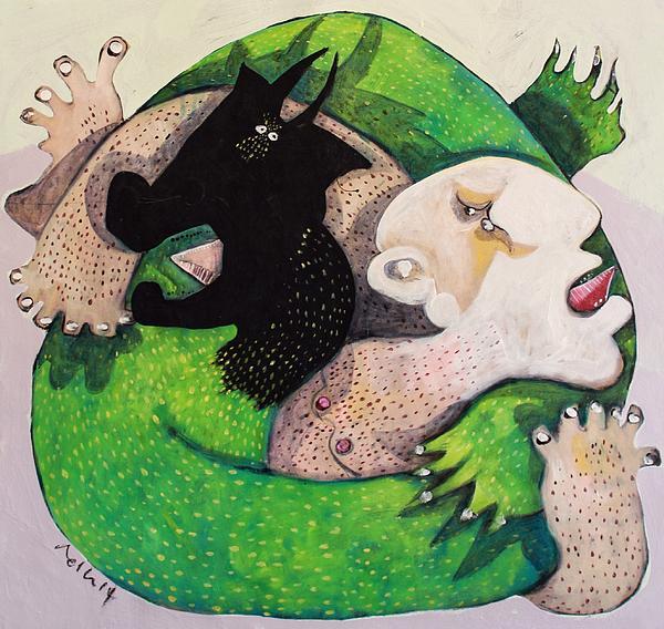 Domos No. 2  Print by Mark M  Mellon