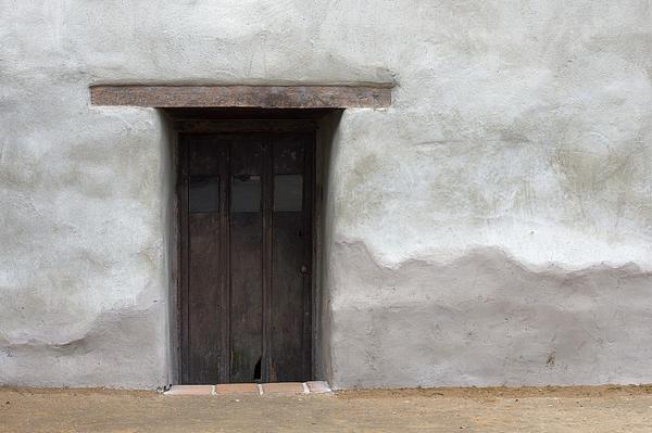 Door-c Print by Joey  Maganini