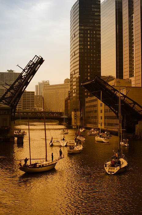 Miguel Winterpacht - Downtown Chicago