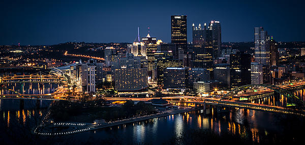 Kyle Nagle - Downtown Pittsburgh - Mount Washington