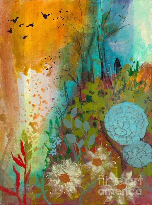 Dream Catcher Print by Robin Maria  Pedrero