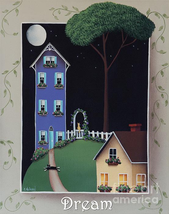 Dream Print by Catherine Holman