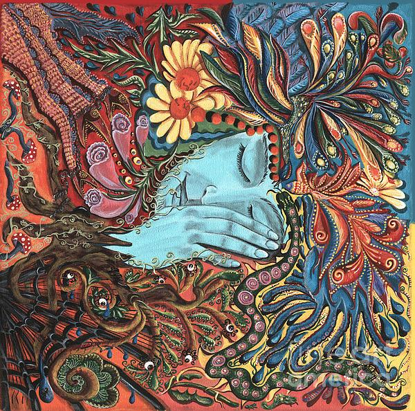 Dream Print by Vera Tour