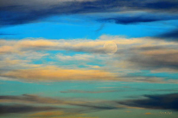 Karen Slagle - Dreamy Moonrise