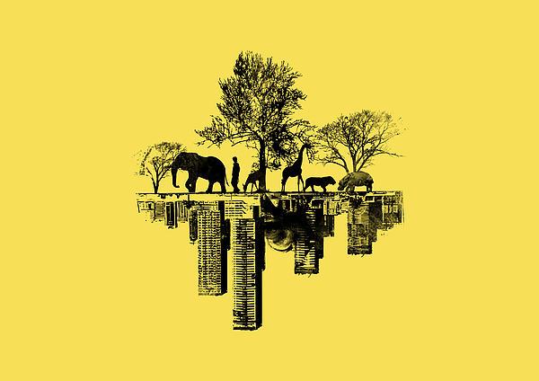 Duality Print by Budi Satria Kwan