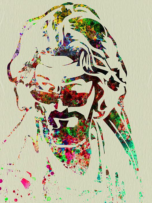 Dude Print by Naxart Studio