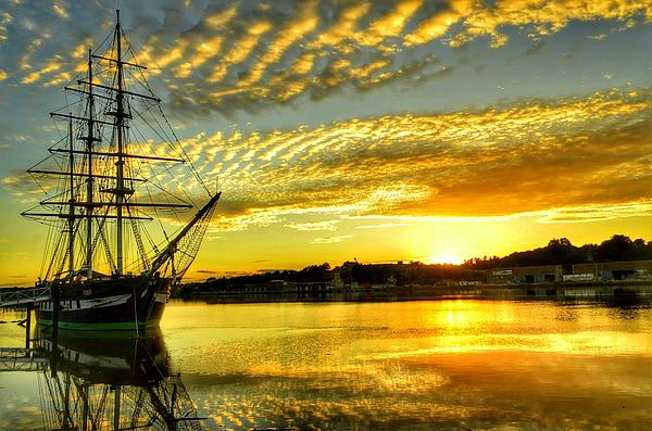 Joe Ormonde - Dunbrody Famine Ship