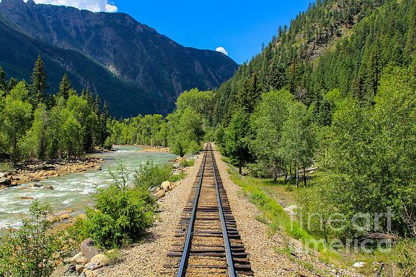 Jennifer Phlieger - Durango Train Ride