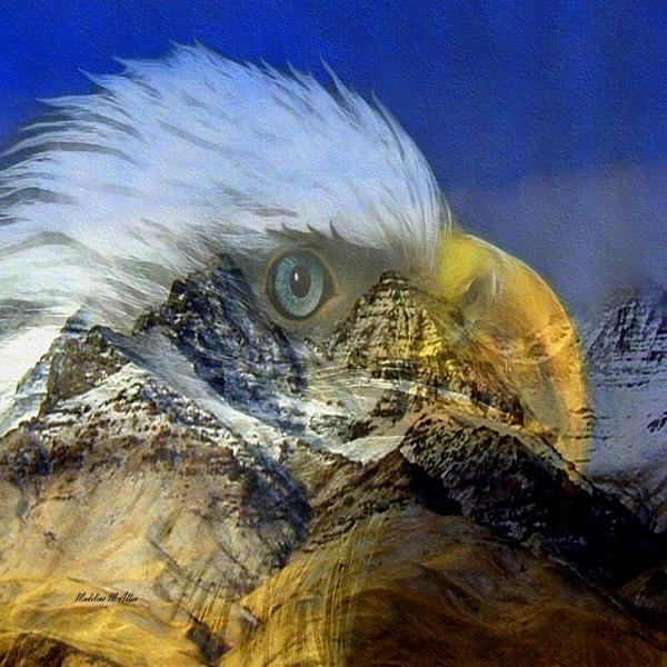 Madeline  Allen - SmudgeArt - Eagle Pass