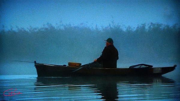 Colette V Hera  Guggenheim  - Early Morning Lake Joy