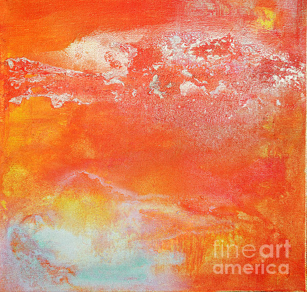 East End Sunset Print by Anahi DeCanio